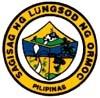 Official Seal Of Ormoc  Dakbayan Sa Ormok
