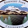 Official Logo Of City Of Rohnert Park