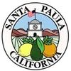 Official Seal Of City Of Santa Paula