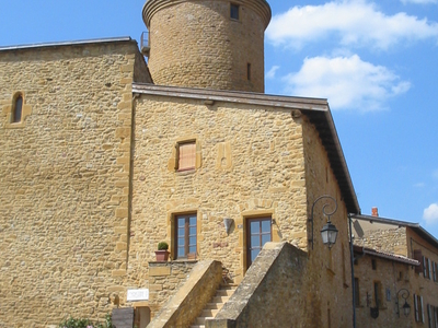 Tower Of Oingt