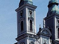 Old Cathedral Ignatiuskirche