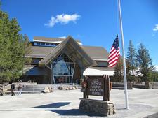 Old Faithful Visitor Education Center - Yellowstone - Wyoming -
