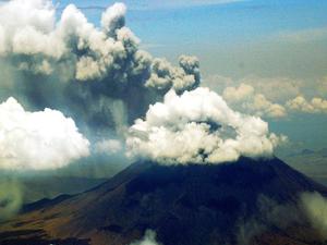 Climbing Ol Donyo Lengai - Mountain Of God Photos