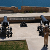 Old Saluting Battery