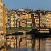 Onyar River Facades In Girona