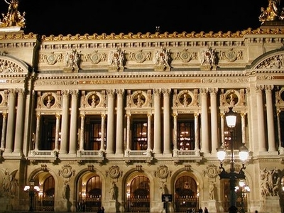 Opera de Paris Garnier