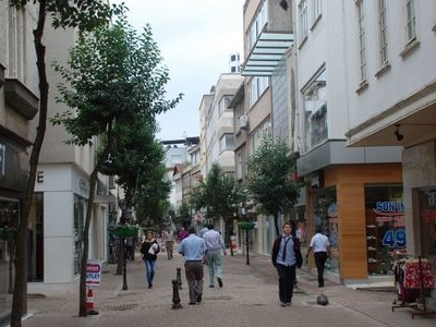 Old City Centre Ordu