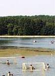 Orfű Lake Beach