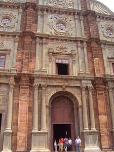 Ornamented Entrance