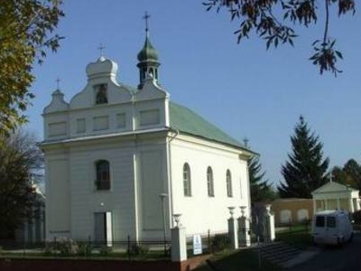 Orthodox Complex Of Greek Catholic Parish Church