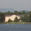 Ossiach Abbey-A View From Lake Ossiach