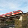 Train Over Rideau By Wilder