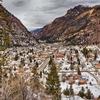 Ouray Town - Colorado