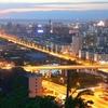 Urumqi At Night