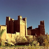 Out Side View Of Ait Benhaddou