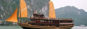 Calypso Cruiser on Halong Bay Photos