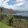 Overlooking Rabaul PNG