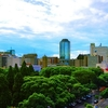 Overlooking Union Square - Harare Skyscape - Zimbabwe