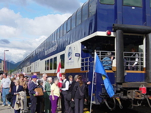 Overnight Tour To Whistler Including Rocky Mountaineer Train Photos