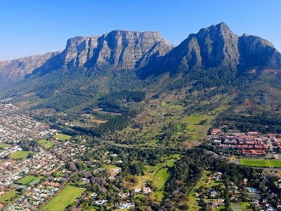 Overview - Cape Town - Western Cape SA