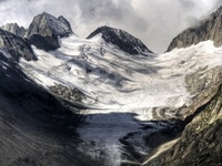 Oberaar Glacier