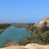 Oued Massa At Souss Massa National Park