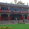 Outside View Of Buddhist Golden Temple