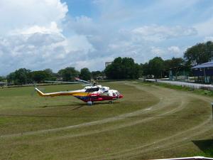 Sitiawan Airport