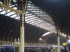 London Paddington Station Platforms