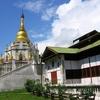 Pagoda Ike Kaw Daw Bhamo