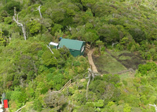 Pahautea Hut