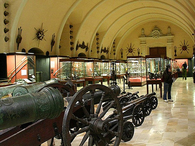 Palace Armoury