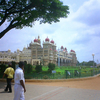 Palace Distant Side View