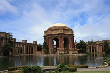 Palace Of Fine Arts At San Francisco
