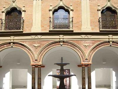 Palacio De Los Condes De Santa Ana