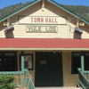 Palmer Lake Town Hall Yule Log Hunt Is Held Each December.