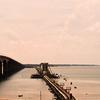 Pamban Rail Scissors Bridge