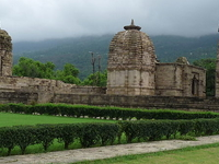 Pandava Temples - Krimchi