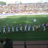 Panionios FC Playing Game In Nea Smyrni Stadium