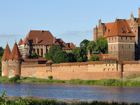 Malbork castle