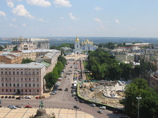 Panorama Of Saint Sophia Cathedral