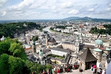 Panoramic Fortress Salzburg