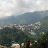 Panoramic View Of Mussoorie