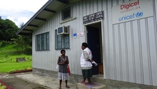 Papua New Guinea - Digicel - Unicef Office