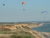 Paragliding At Barton On Sea