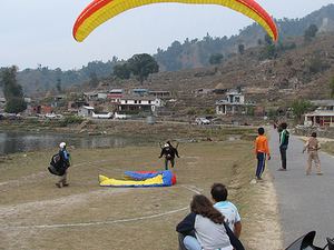 Paragliding in Nepal - Day Tour Photos