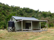 Parawai Lodge Hut
