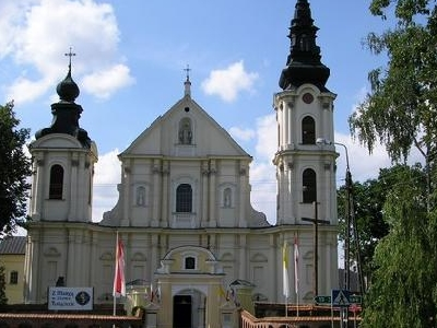 Parish Church of Mother of God and St Peter and Paul