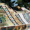 Park Guell Terrace Bench Detail