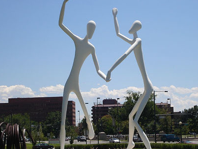 Park Sculptures - CO Denver